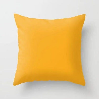 Candle light Yellow Shade Cushion