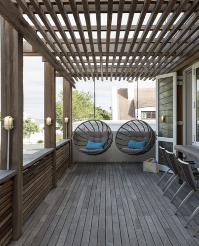 Contemporary Look Pergola