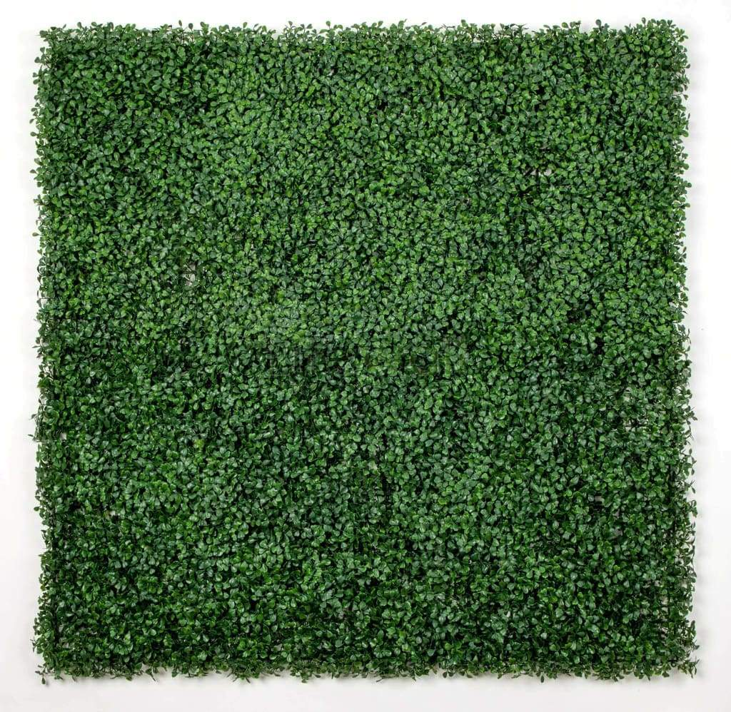 Artificial Plant Wall Cover With Very Small Leaves (In Sqft)