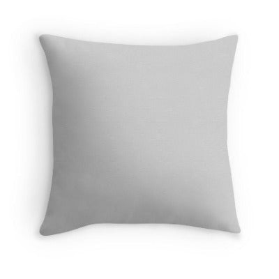 Cloudy Grey Shade Cushion