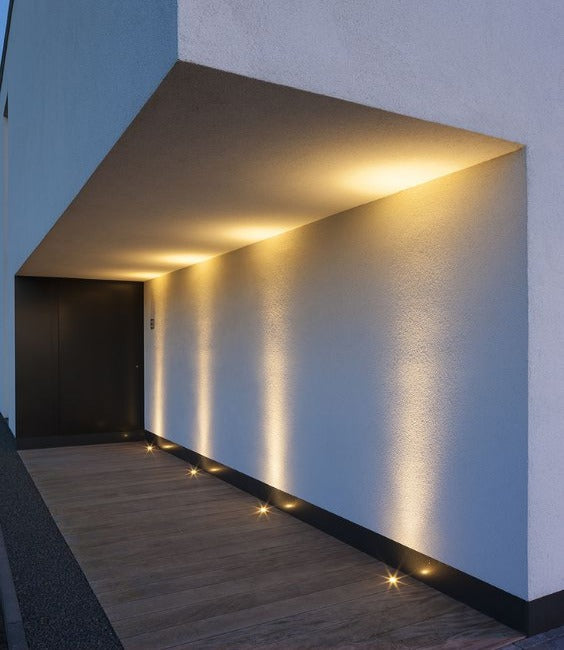 Wall Light Feature