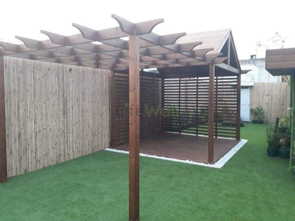Terrace Garden Project Per Sqft (Premium Category)
