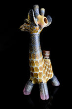 Load image into Gallery viewer, Giraffe with Freckle Tech and Serum CFL Feet by Mathew Robertson - Marys Heady Smoke Shop