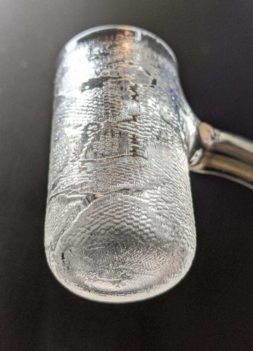 Rattlesnake Skin Long Island Quartz banger - Marys Heady Smoke Shop