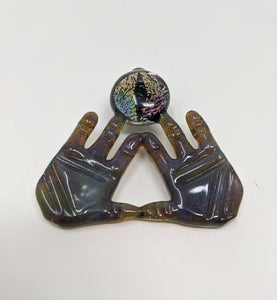 Illuminati dragon eye - Marys Heady Smoke Shop