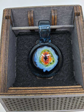 Load image into Gallery viewer, Dragon eye pendant w/display - Marys Heady Smoke Shop