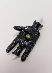 Zombie hand pendant - Marys Heady Smoke Shop