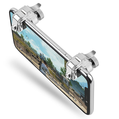 Clip-on Fire Triggers for iPhone
