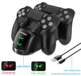 PS4 Dual LED Fast-Charging Station