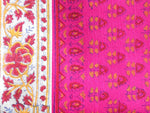 Load image into Gallery viewer, Ruhi pink printed cotton salwar set - STUDIO PEHEL