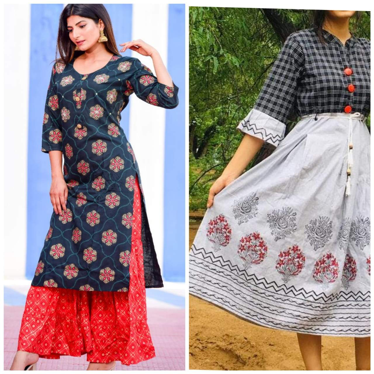 Kurti combo offer -1 - STUDIO PEHEL