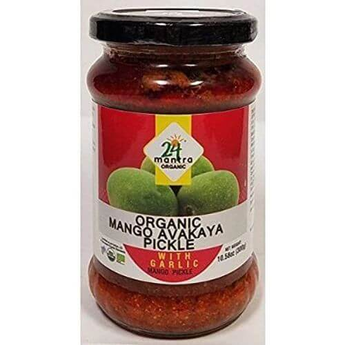 24 Mantra Organic Mango Pickle