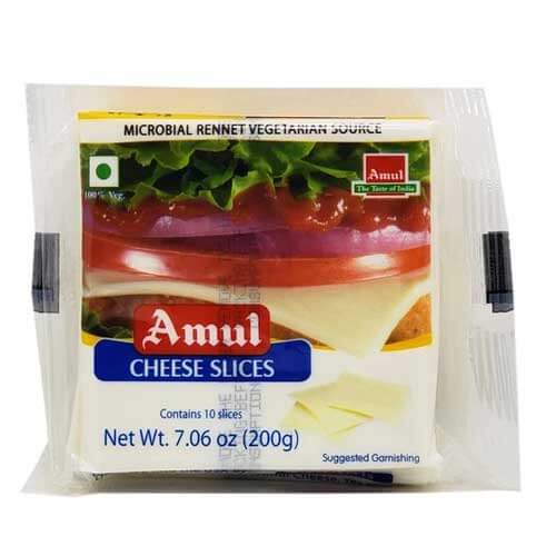 Amul Cheese Slice