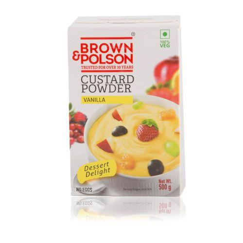 Brown&Polson Custard Powder 10