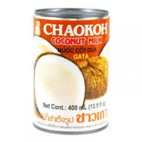 Chaokoh Coconut Milk - 1 Case