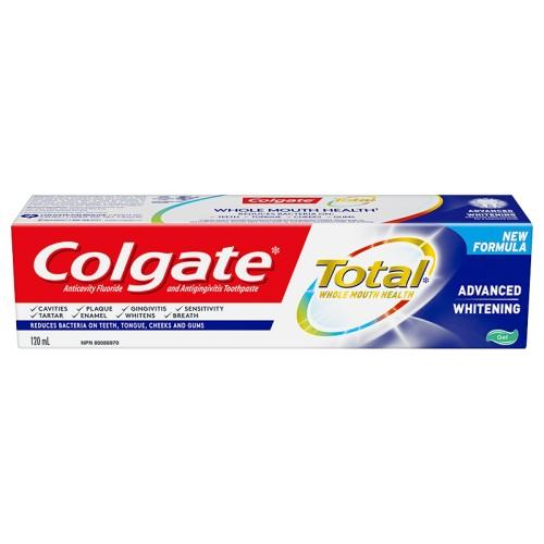 Colgate Total Advanced - 8.0 O