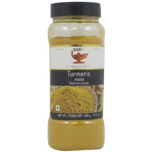 Deep Bottle Turmeric Powder