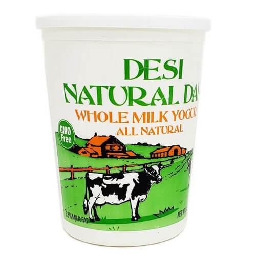 Desi Natural Dahi WM Yogurt