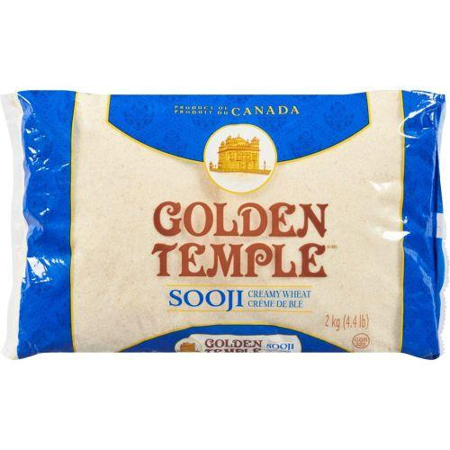 Golden Temple Sooji - 4.4 Lb
