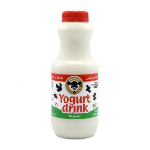 Karouns Yogurt Drink (Mint ) - 1 Pint