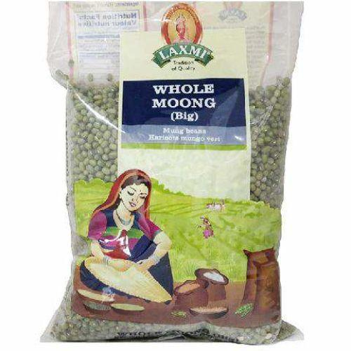 Laxmi Whole Moong bold 2lb