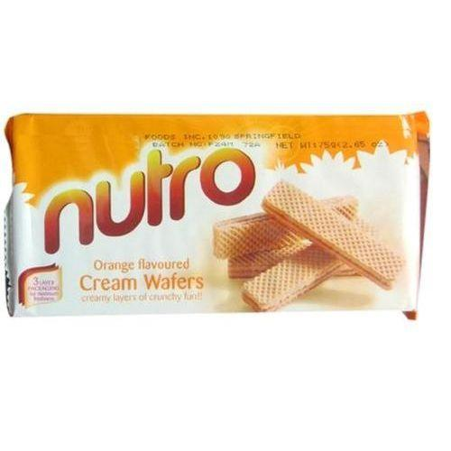 Nutro Orange Wafers