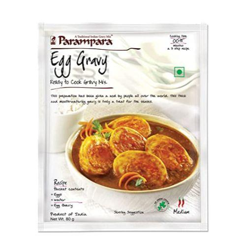 Parampara Egg Gravy - 3.5 Oz