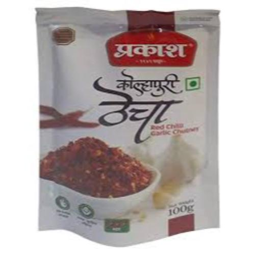 Prakash Red chilli Garlic Chut