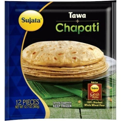 Sujatha Tawa Chapathi - 30 Pc