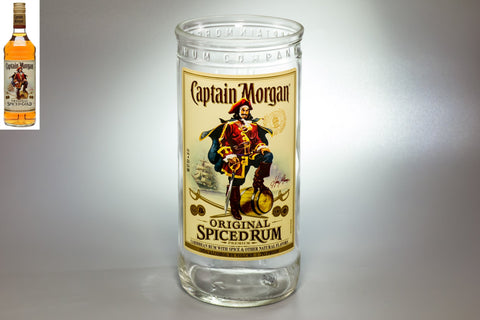 Captain Morgan Rum Tumbler Liquorware Gifts