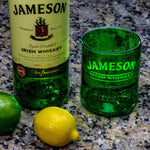 Jameson Whiskey Premium Rocks Glasses (Set of 4) Custom Engraved & Personalized Rocks glass Liquorware Gifts