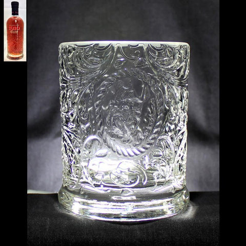 Pendleton Whiskey 1910 Premium Rocks Glass Rocks glass Liquorware Gifts