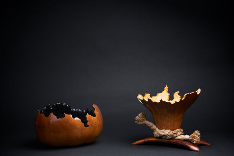 Hale Ipu Gourd Bowl - A Unique Gift for a Unique Person