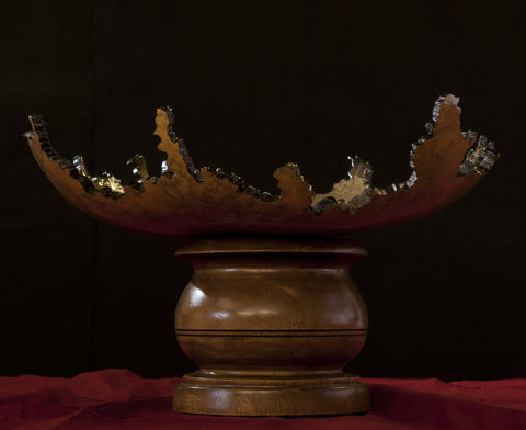Hale Ipu Gourd Platter - A Unique gift for a Unique person.