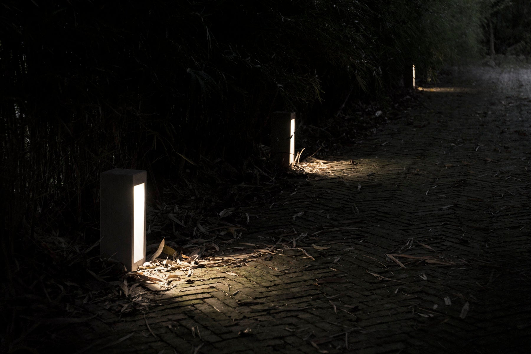 BENTU Product | Cube outdoor light