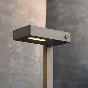 Yu Solar Outdoor Floor Light