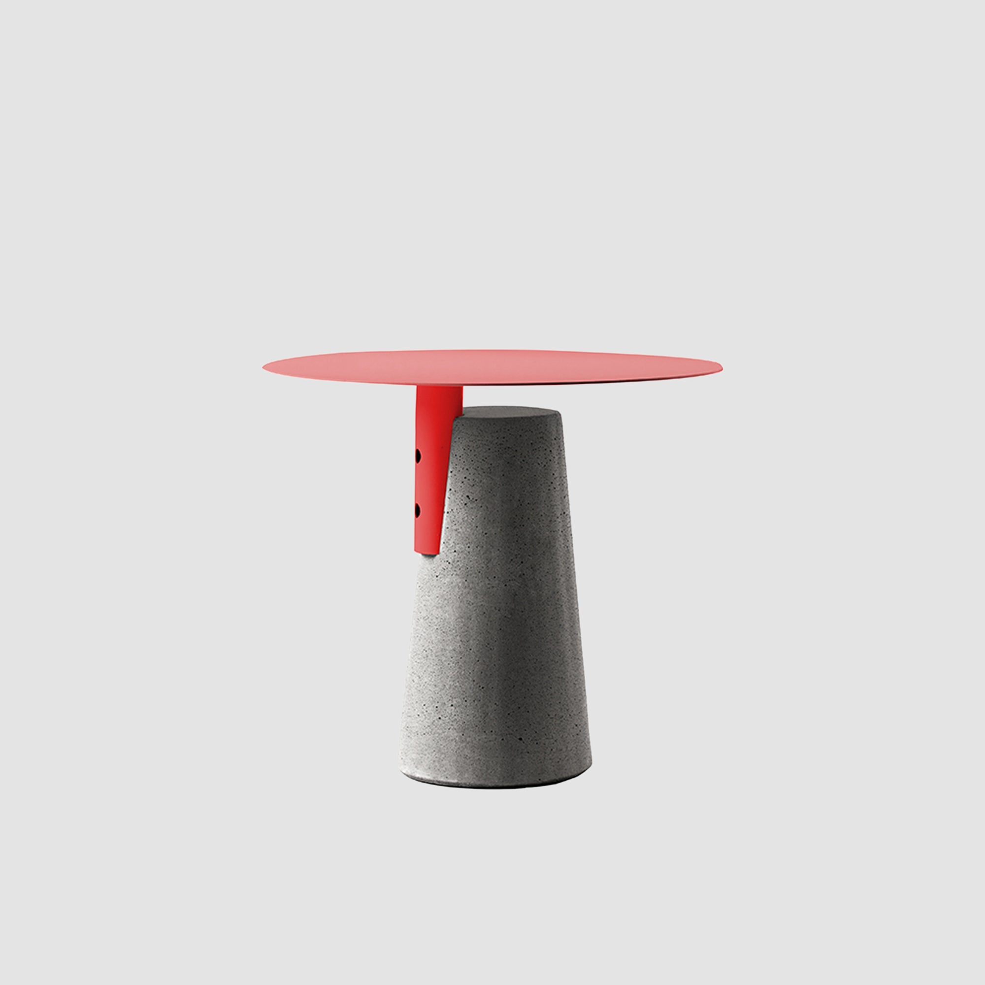 Bai Side Table/ Concrete