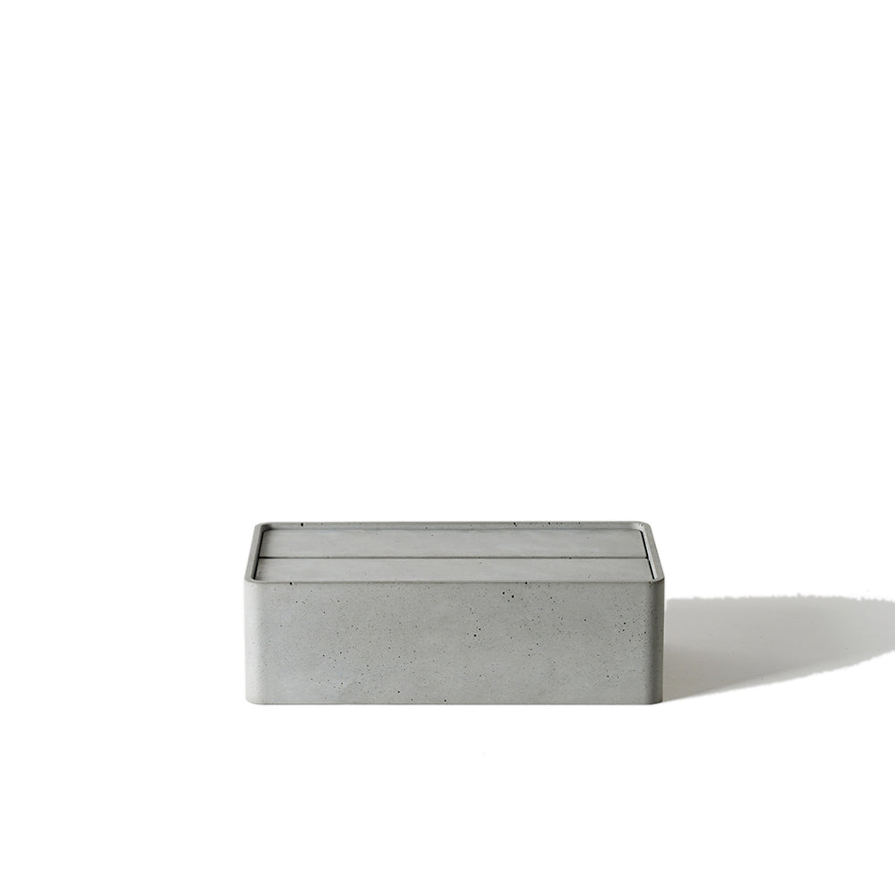 Hui Tissue Paper Box /Concrete