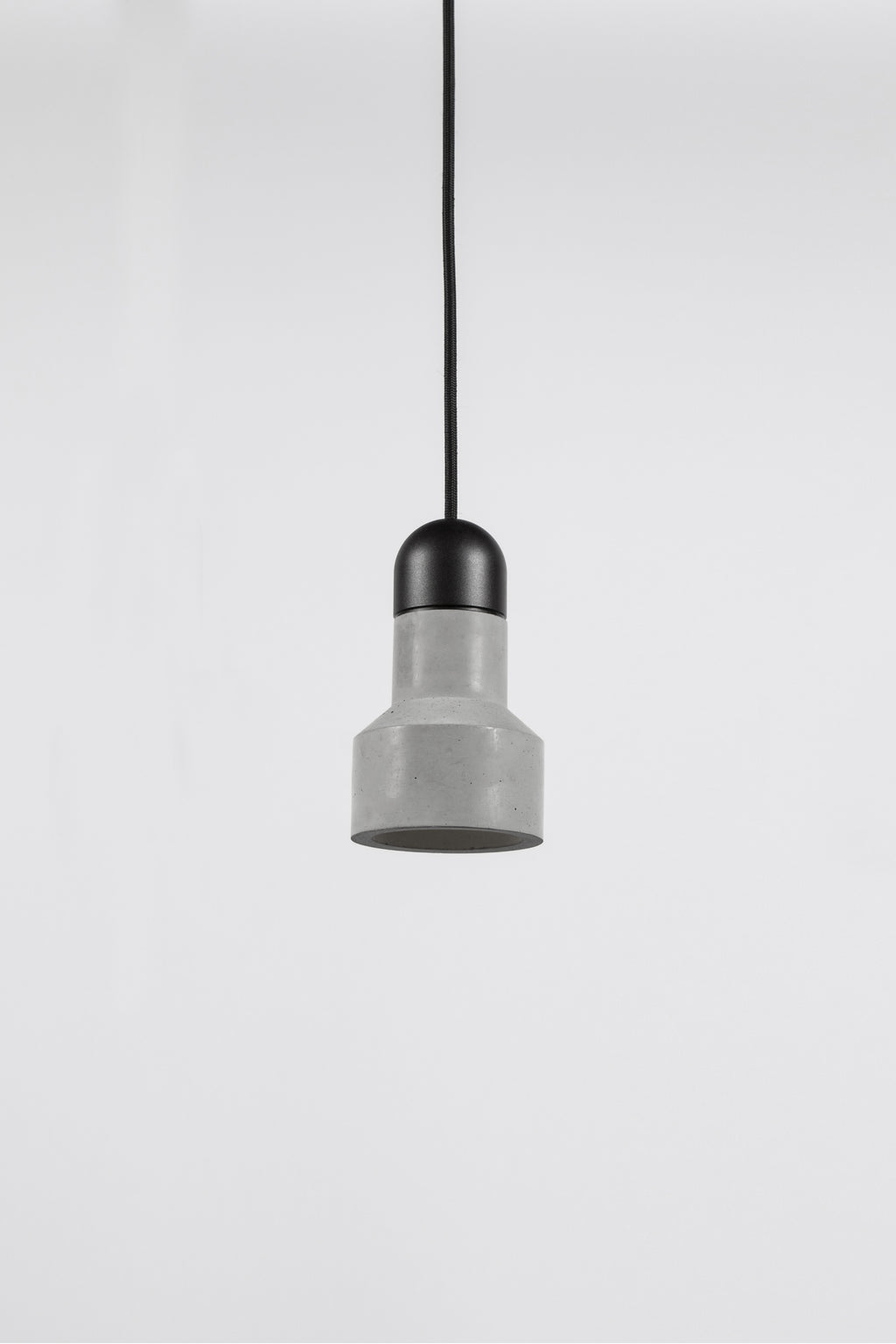 Qie Pendant Light / Concrete