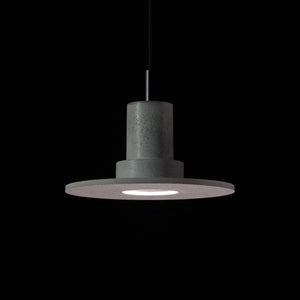 Die Pendant Light / Concrete