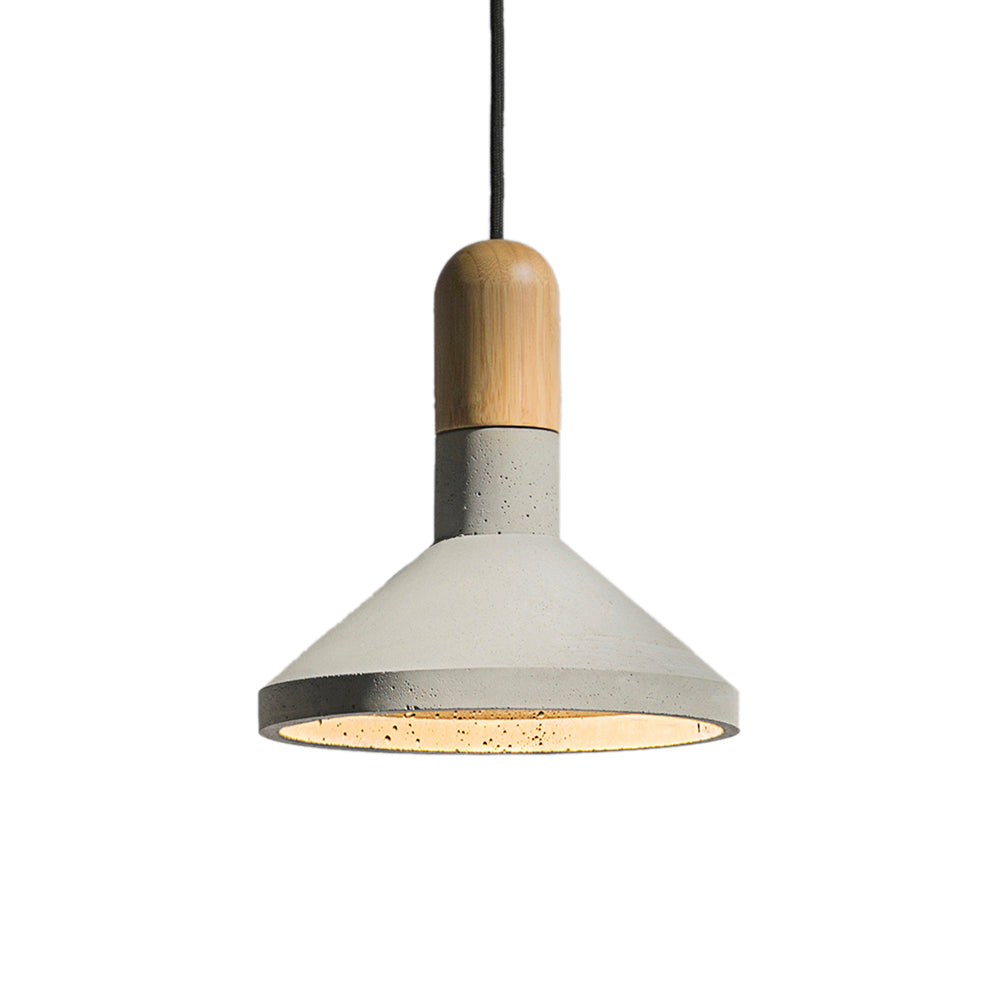Shang Pendant Light/ Concrete