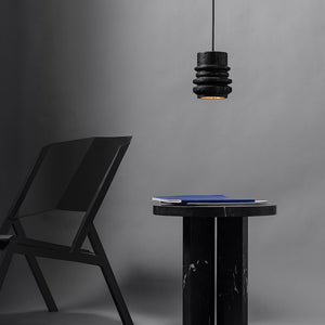 Circle-4 Pendant Light /Lava