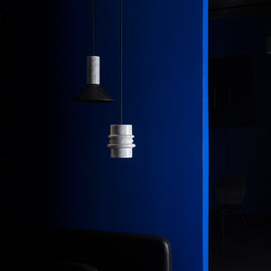 Circle Pendant Light /Lava