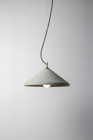 Ren Pendant Light / Concrete