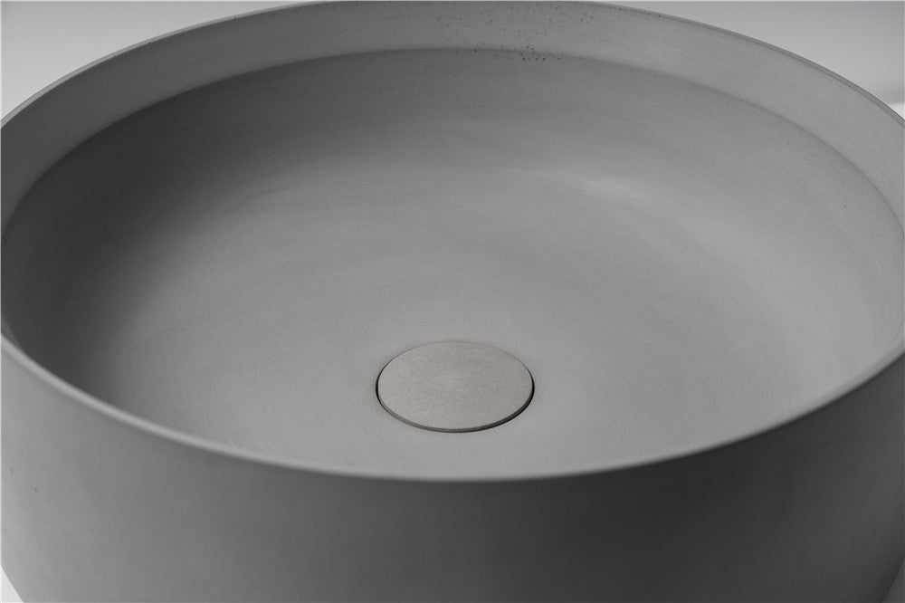 Hui wash basin/ Concrete