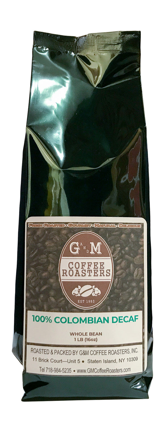 Colombian Decaf - 1lb.