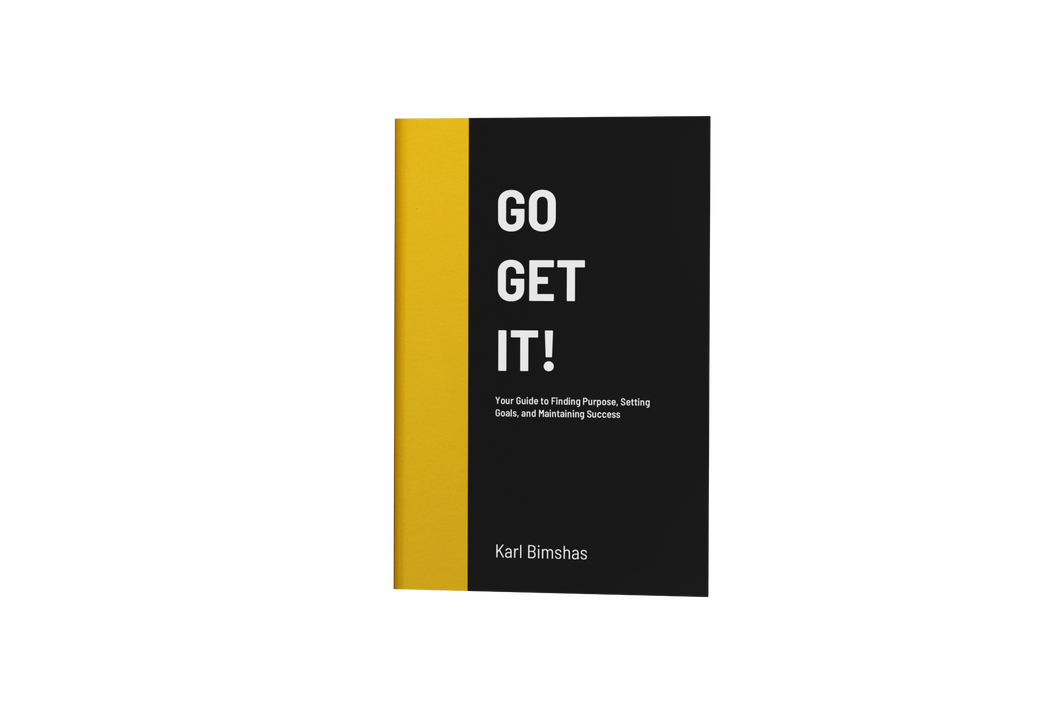 Go Get It! - Paperback Book