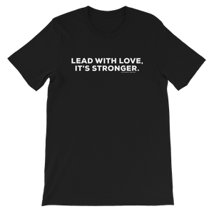 Lead with Love Tee