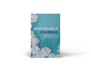 Disposable Journal