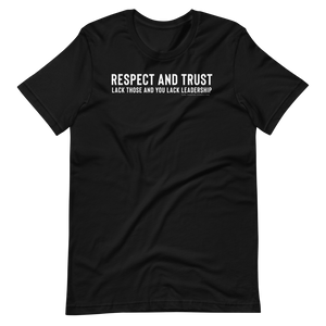 Respect and Trust _Flat